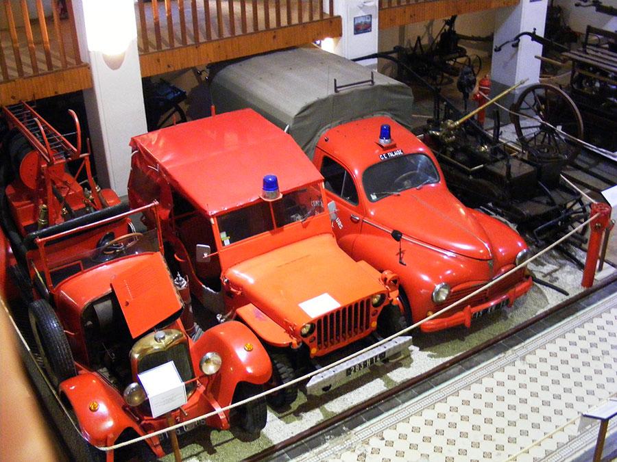 Musée des Pompiers de Bagnoles de l'Orne (Calvados) [fermé] 293200DSCF1725z9