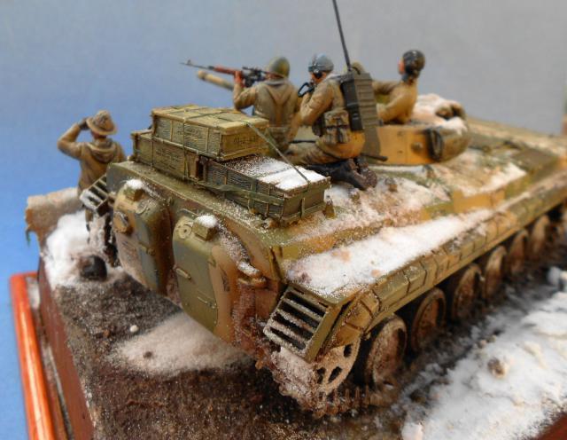 BMP-1 ESCI 1/35e 294734BMP1116