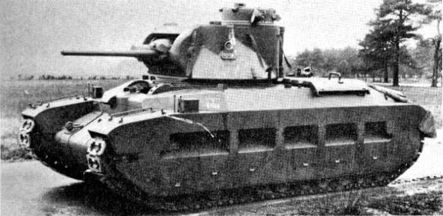 LFC : 16 Juin 1940, un autre destin pour la France (Inspiré de la FTL) 295979matild10