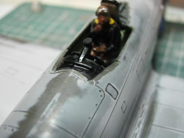 Restauration P-47D Monogram 1/48 .......Terminé!  296553IMG5475