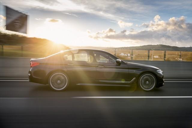 La nouvelle BMW M550i xDrive 296575P90244795highResthenewbmwm550ixd