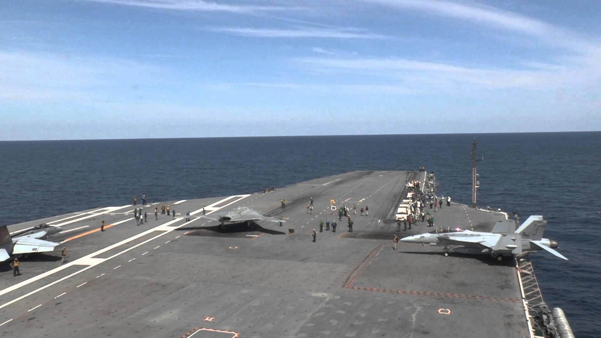 USS George H.W. Bush CVN 77 au 1/700 296637maxresdefault2