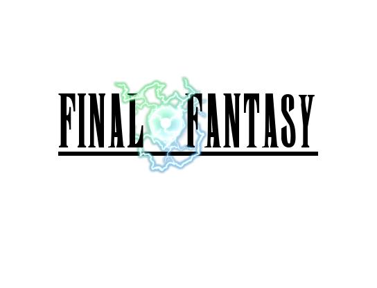 Ecrans titres Final Fantasy  298125FF2