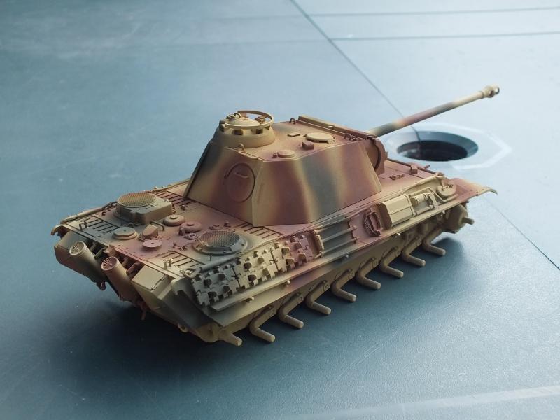 Tamiya Panther G Late 1/35 (Dio Fini) 299134DSCF6354