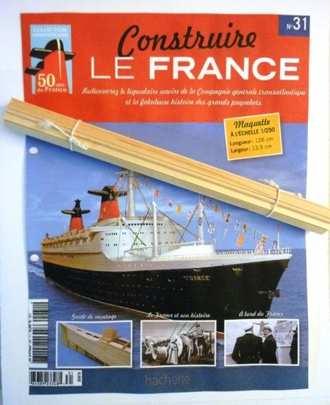 Le france  au 1/250è - hachette-Amati - Page 5 299644030Ar