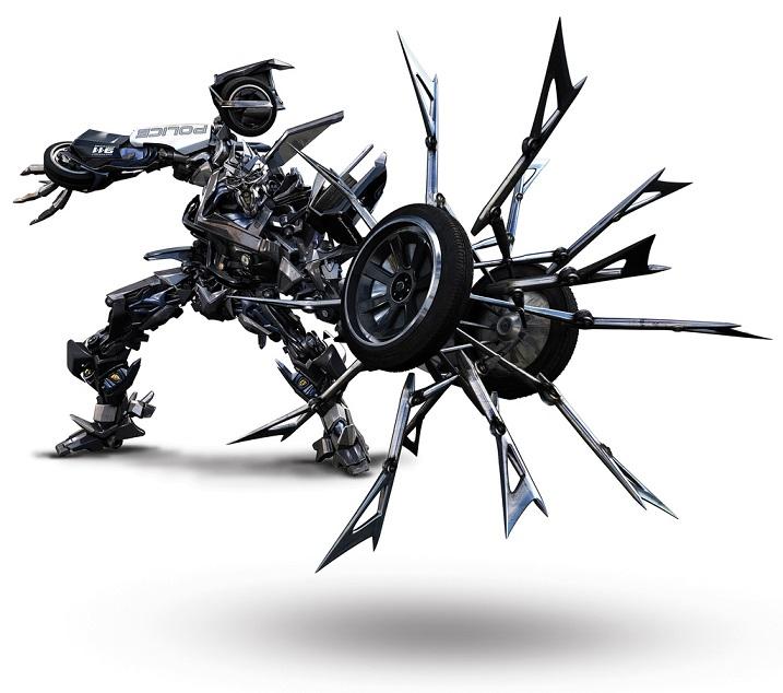 Concept Art des Transformers dans les Films Transformers - Page 3 300195044barricade