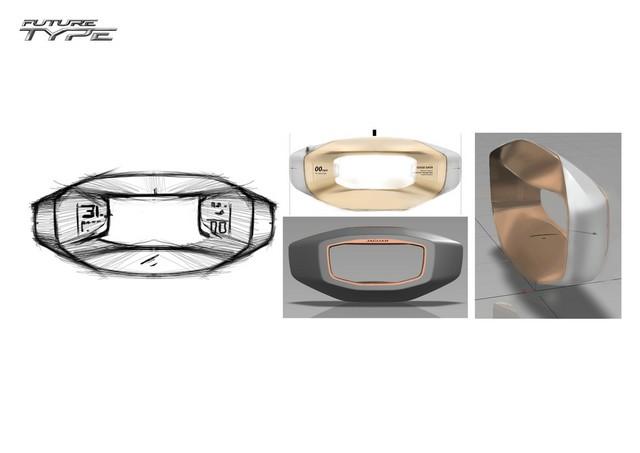 Concept Jaguar Future-Type : La Vision De Jaguar Pour 2040 Et Au-Delà 300675futuretype6