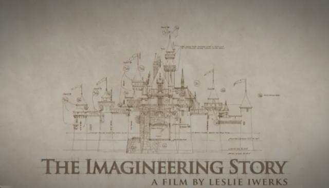 Il Était une Fois les Imagineers, les Visionnaires Disney [Disney - 2019] 300859w32