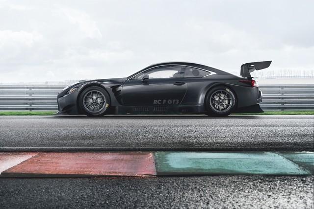 Le Nouveau Lexus RC F GT3 Présenté À Genève En Prélude D'une Intense Saison 2017 3014752017lexusrcfgt3static006