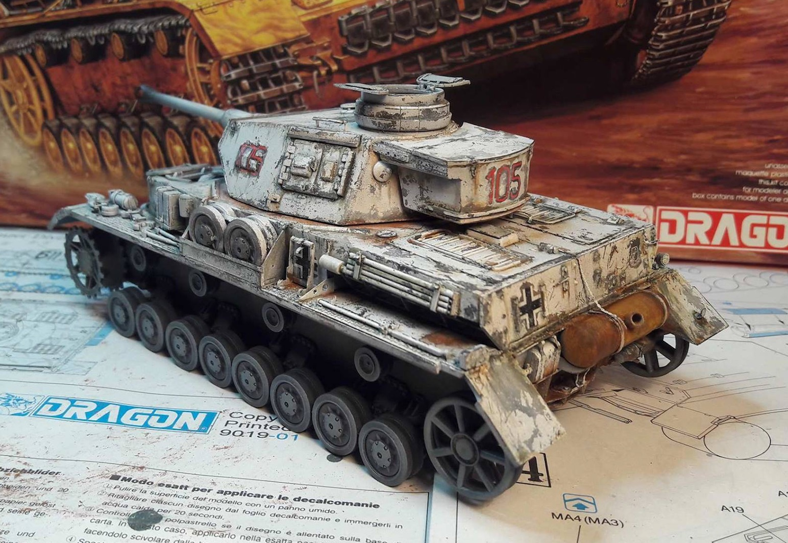 PzKpfw. IV Ausf. F2 - Dragon - Page 2 301574WhiteStrikes2