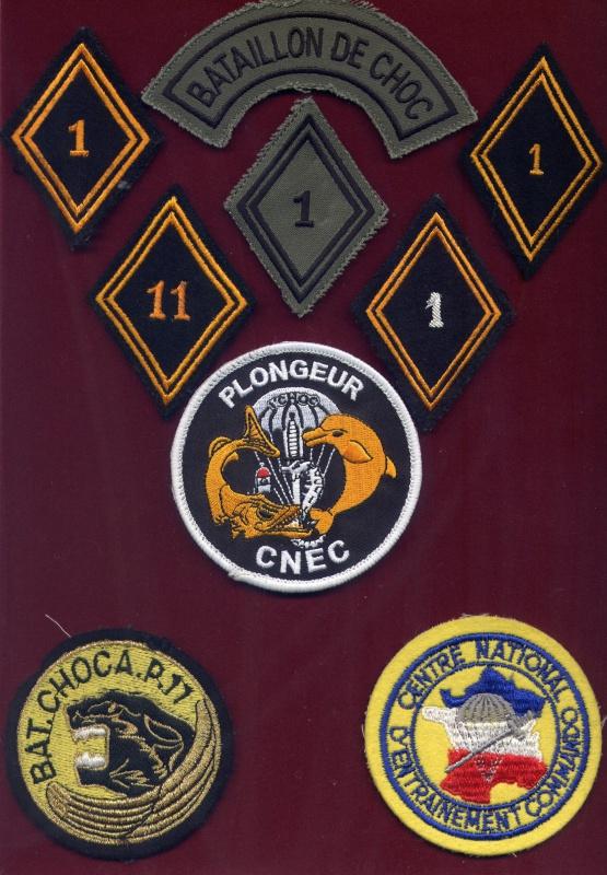Les isignes du C.N.E.C. 302045PlancheN14