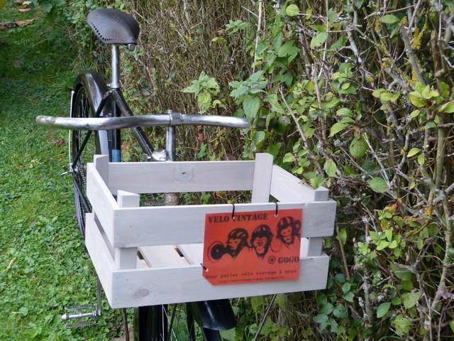 ALCYON vélo-porteur 1938 302579P1200209