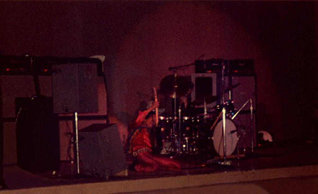 Milwaukee (Milwaukee Auditorium) : 1er mai 1970   30290719700501Milwaukee01