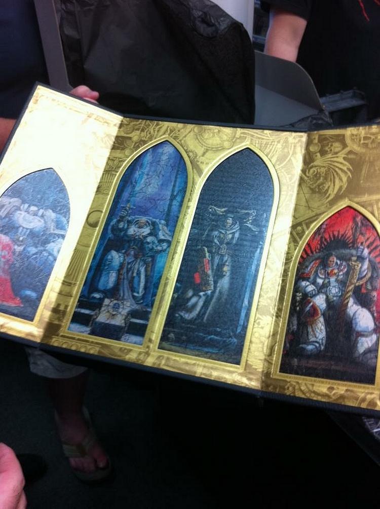 Le Livre de Règles de Warhammer 40,000 - V6 (Topic officiel) 303287CollectorEd2