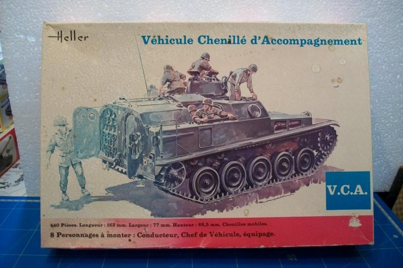 AMX 13 VCA 1/35ème Réf L 786 303370VCA000