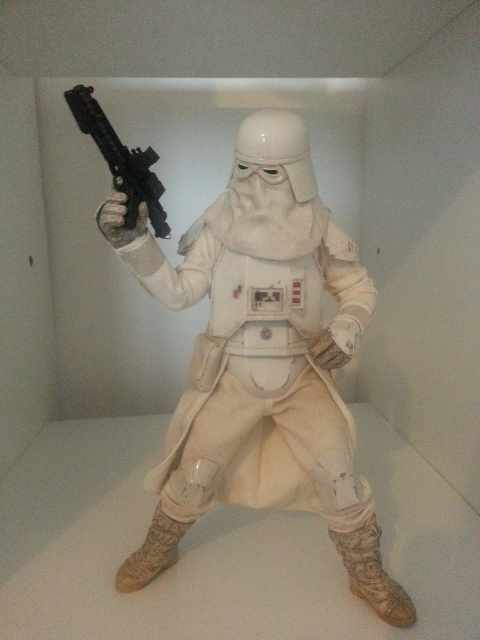 red360 review's : Star Wars Battle Of Hoth: Snowtrooper by Sideshow 30354720130426164413