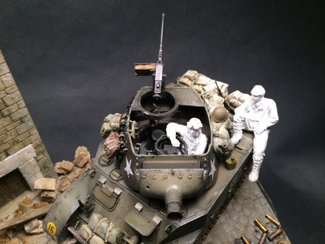 """""""Le laxatif"""" - M8 Howitzer unité """"Hell on Wheels"""" - 2nd Armored division, Normandie - Tamiya 1/35 303971IMG3477"""