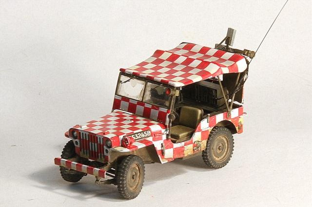 Les derniers arrivent. Jeep USAAF - Italeri 1/35 - (update du 13/10/15). 305105014