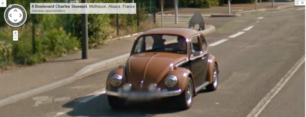 STREET VIEW : Les coccinelles - Page 2 306838coccinelle1
