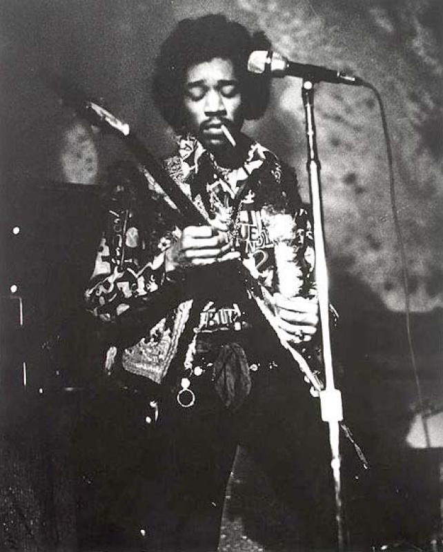 San Francisco (The Fillmore Auditorium) : 1er février 1968 [Second concert] 30693319655lg