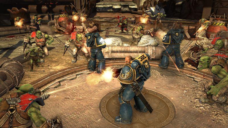 [Jeu vidéo] Warhammer 40.000 : Space Marine 307089SM4