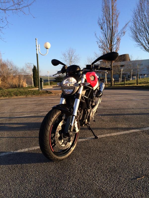 Ducati Monster 696 307686IMG0073