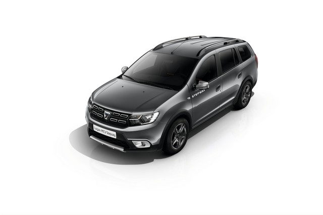 Et de quatre ! La famille Stepway s'agrandit avec Nouvelle Dacia Logan MCV Stepway 3078408735516