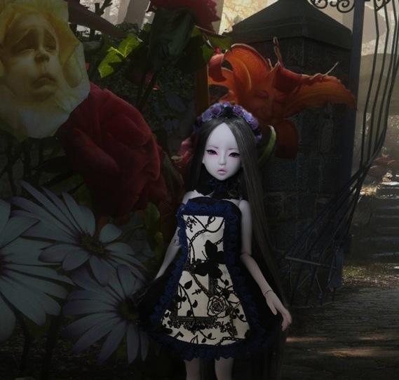 Nymeria (Sixtine Dark Tales Dolls) nouveau make-up p8 - Page 5 307856Alyssiaetlesfleurs3