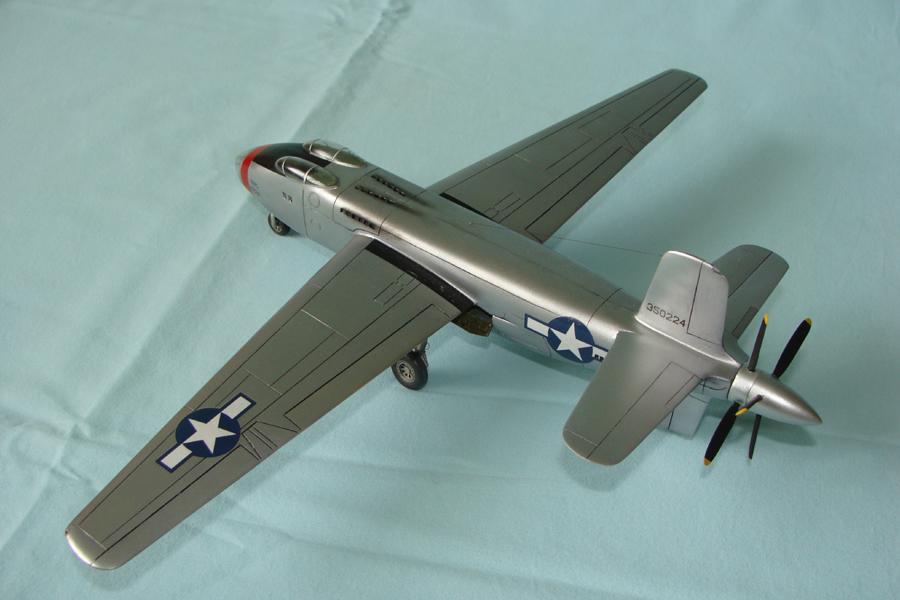 Petits avions montés depuis 2014 - Page 2 308019DSC07258