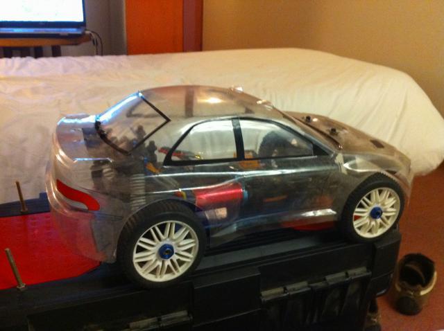 Carson Racing Vulcano converti Rallye Game Brushless !!! 308169IMG_0153