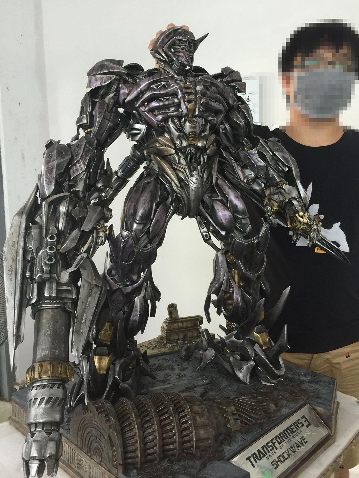 Statues des Films Transformers (articulé, non transformable) ― Par Prime1Studio, M3 Studio, Concept Zone, Super Fans Group, Soap Studio, Soldier Story Toys, etc - Page 3 308499743