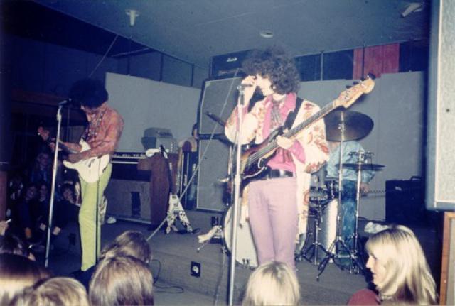 Stockholm (Dans In) : 11 septembre 1967 [Second concert]  308822page5891003full