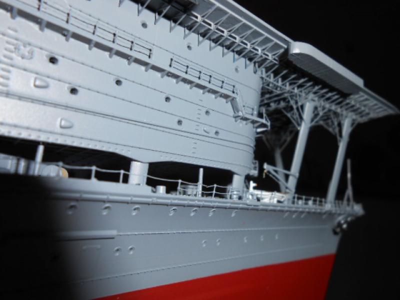 PA AKAGI 1/350 de chez Hasegawa PE + pont en bois par Lionel45 - Page 4 309011akagi1012
