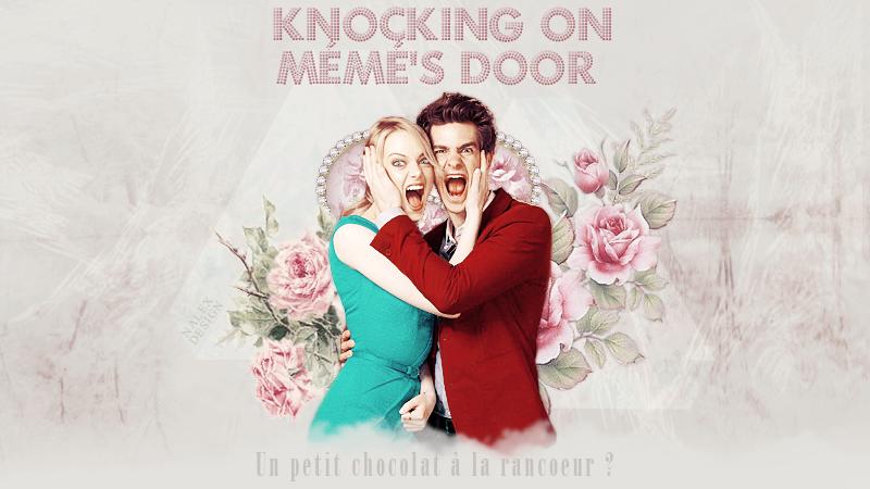 Knocking on Mémé's door