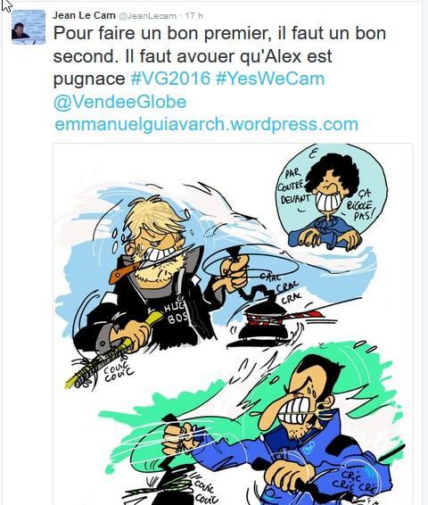 Vendée Globe 2016 - Page 6 310983ScreenHunter192Jan191023