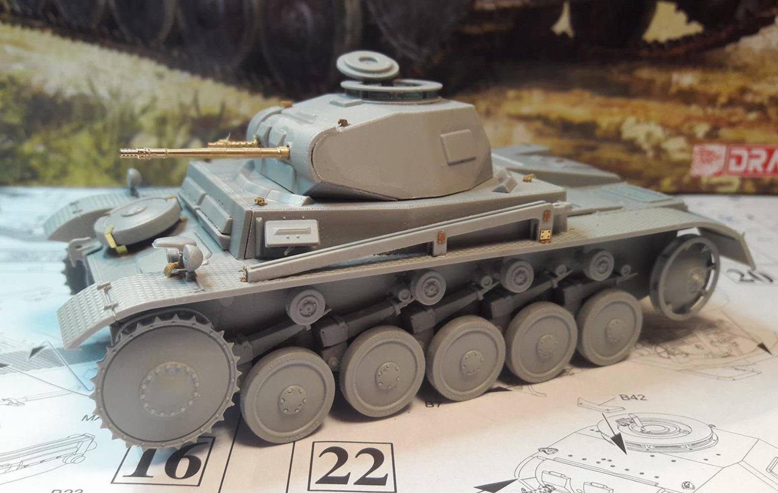 Pz.Kpfw.II Ausf.F - Kharkov 1/35 - Page 2 311077BuildStep2B
