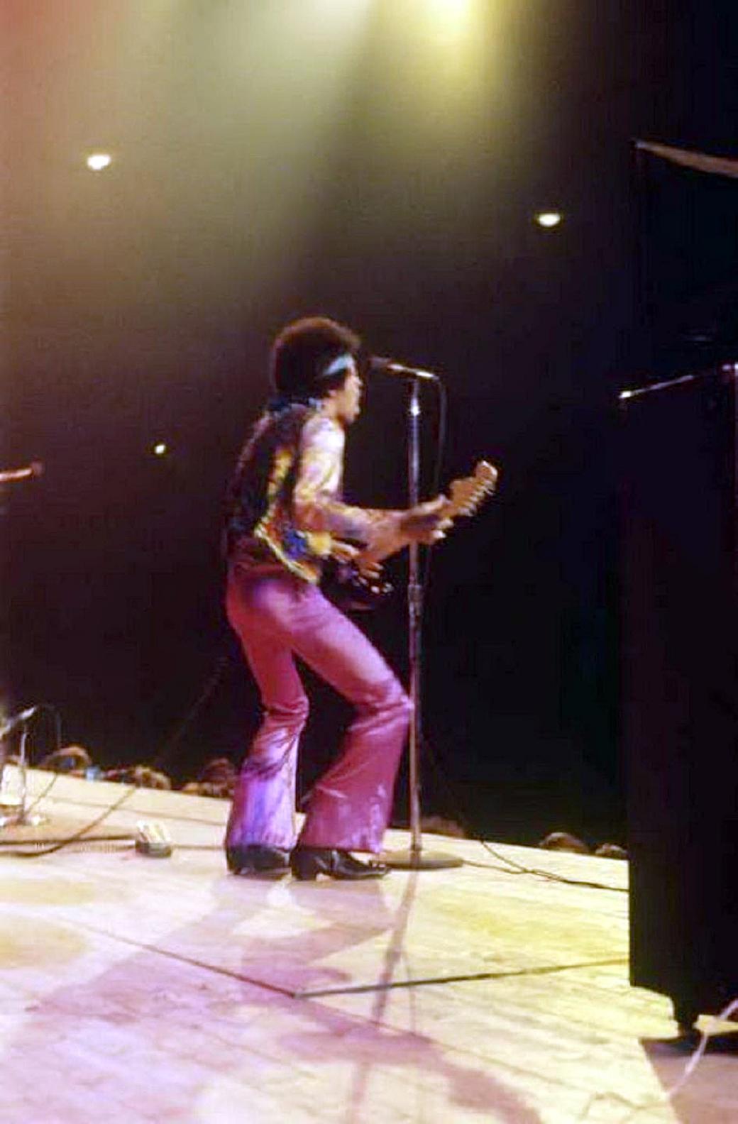 Berlin (Deutschlandhalle) : 4 septembre 1970  311625008701896