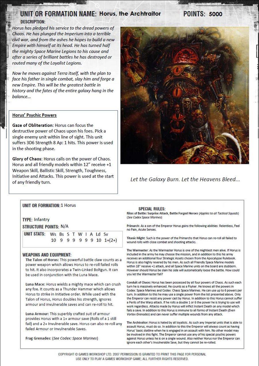 Fiches techniques de personnages WH40K 311923horusthewarmaster