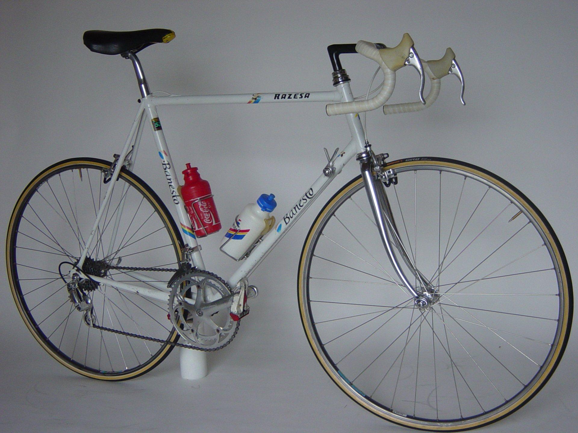 Vélo RAZESA - BANESTO 1991 312337vlotermin