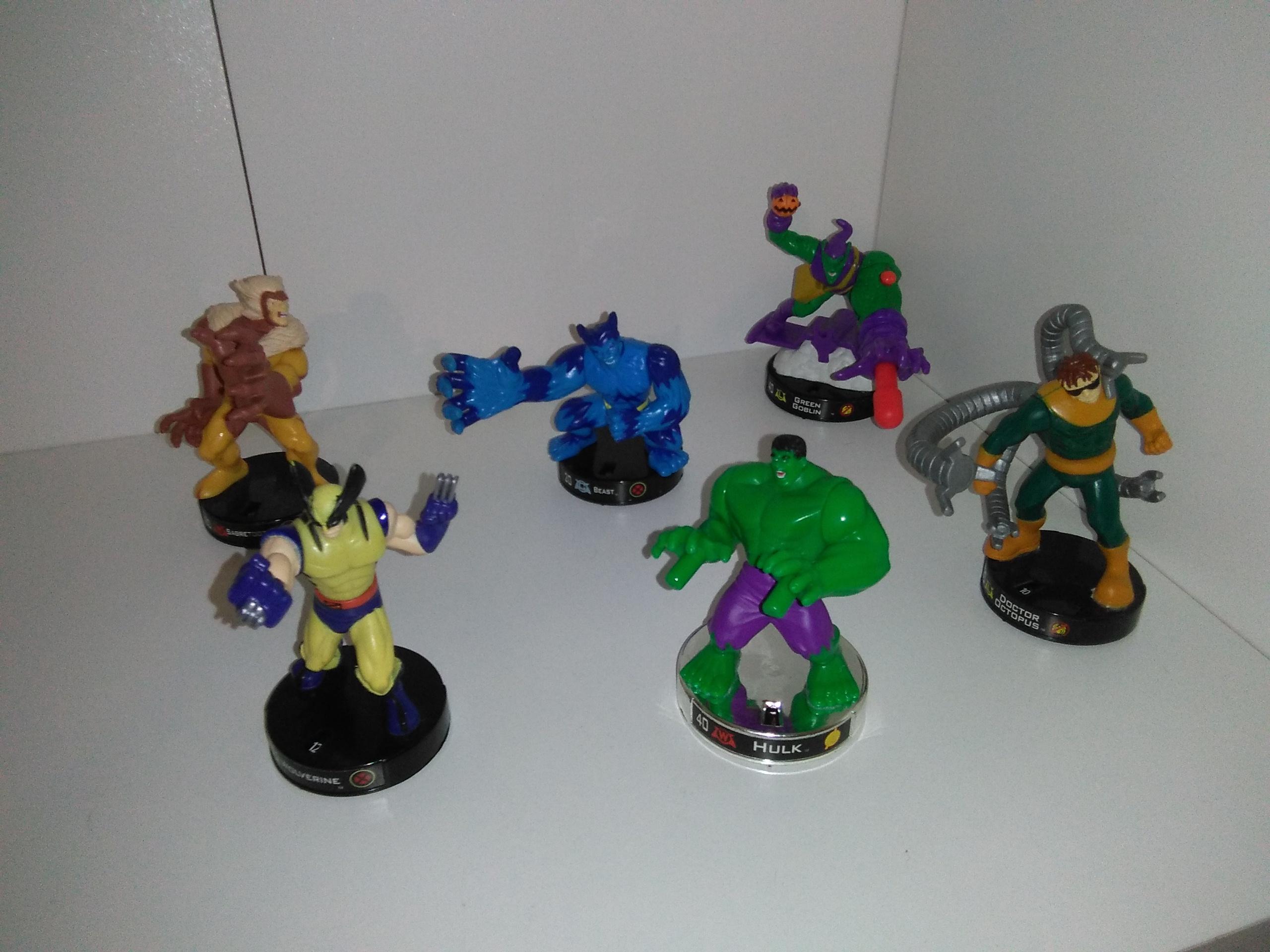 Figurines Star Wars & Marvel 314001IMG20160718205546