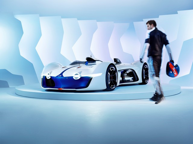 Le film « Alpine Vision Gran Turismo – Inspirations » 3144826526916