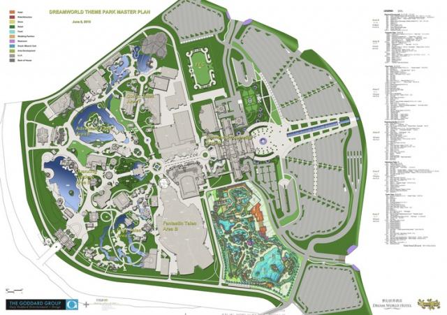 (Chine) Fushun DreamWorld Theme park, Hotel & Resort (201?) 314965fushun