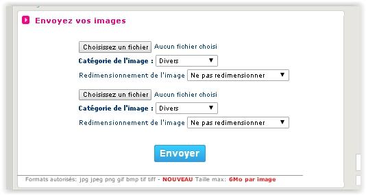 Comment insérer des images dans vos posts 315501ScreenShot003