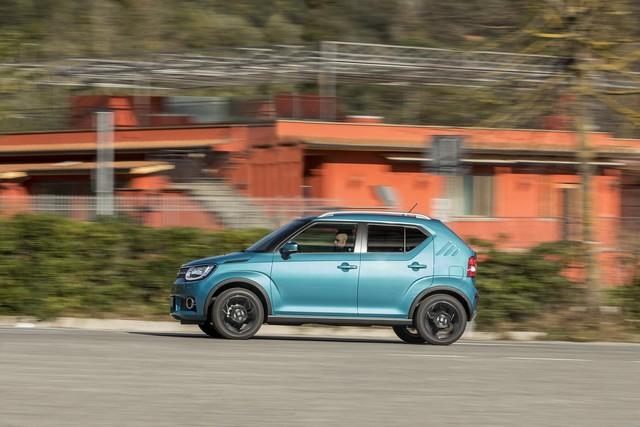 Suzuki IGNIS, Le nouveau SUVultra compact  315566Suzukiignis12