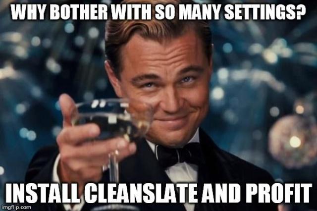 [KERNEL HTC U11] CleanSlate v3.7.14 (rock stable/smooth) BLN|GPU|LED|KAD|Squeeze|AdBlock [17/03/2018] 315838httpsiimgflipcom14ztvm