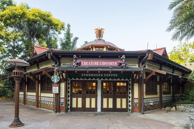 [Nouveau] Starbucks aux Disney's Hotel Cheyenne, Disney's Hotel Santa Fé (avril 2017) & Disney's Sequoia Lodge (automne 2017) - Page 2 316931w406