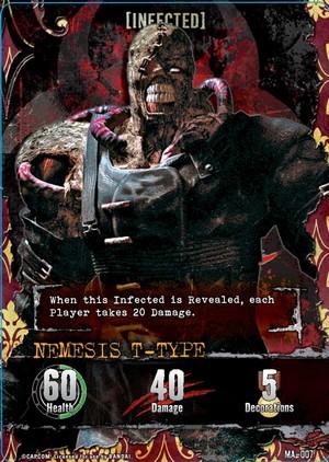 Les cartes du jeu Resident Evil 317169carte81