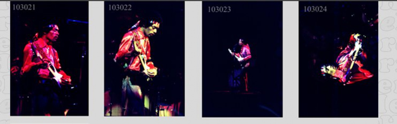 New York (Fillmore East) : 1er janvier 1970 [Premier concert]  320342Image7