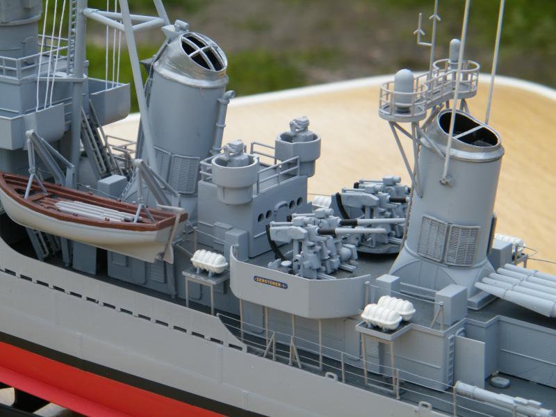 Destroyer Fletcher-Class au 1/144 32049820110723bartjeanjvido0198