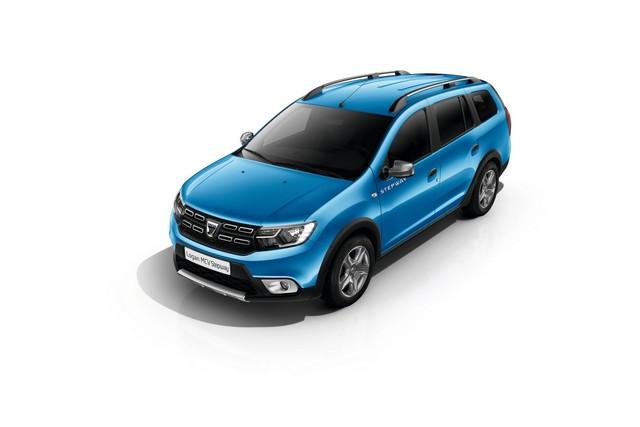 Et de quatre ! La famille Stepway s'agrandit avec Nouvelle Dacia Logan MCV Stepway 3207158734316